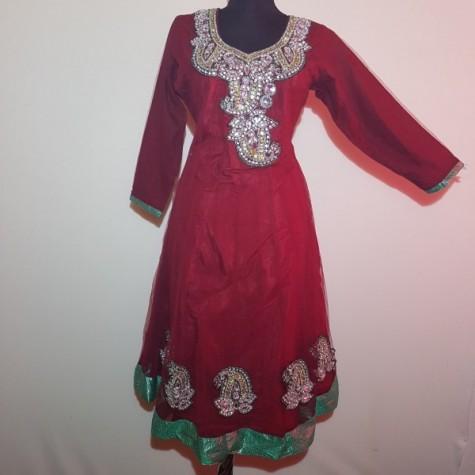 Indiai alkalmi ruha -
