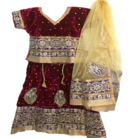 Kilós indiai gyerek ruhák